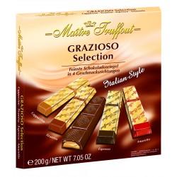 Dezert Grazioso, čokoládové...