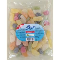 VAŠE želé cukríky kyslé 400g