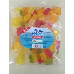 VAŠE želé cukríky medvedíky...